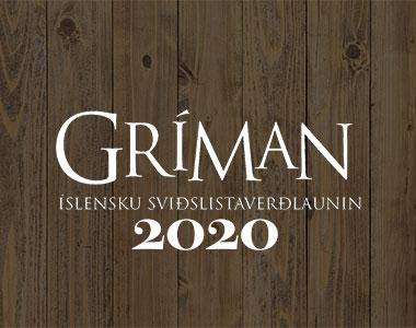 Tilnefningar til Grímunnar 2020 tilkynntar