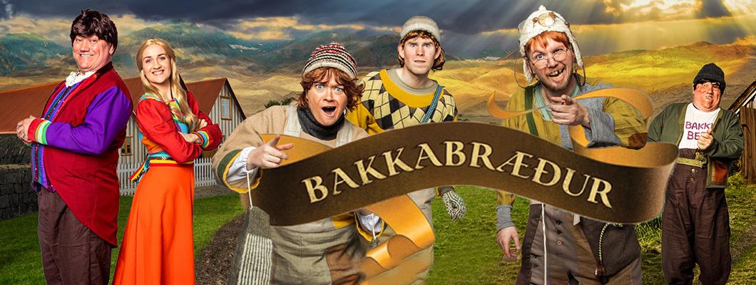 Leikhópurinn Lotta frumsýnir Bakkabræður