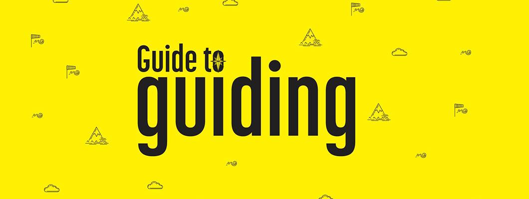 Guide to guiding snýr aftur